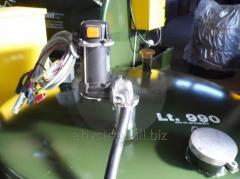 Mini benzinarii pentru diesel, 12V, 24V, 220