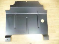 Protection of a case of the engine. Geely CK