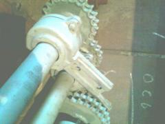Driveshafts for agricultural machinery. PRT shaft,