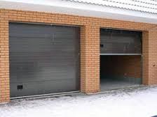 Роллети гаражні