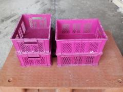 Box plastic 400*300*270