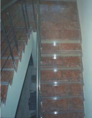 Лестницы из гранита от компании производителя