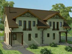 SIP House «Rodos» 227,82sqr.m.