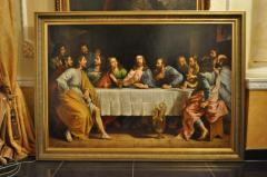 Picture, copy of the Last Supper, Filippa de Shampen 108х158