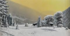 The picture Winter in the Carpathians DSC_0100