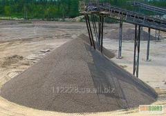 Пісок,щебінь гранітний,відсів гранітний ,гравій