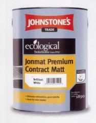 Deep-opaque vinyl paint of a premium class Jonmat