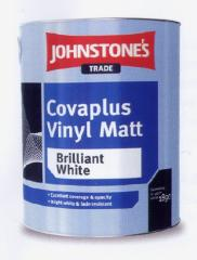 Vinyl opaque Covaplus Vinyl Matt paint.