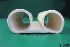 Cord silicone round section