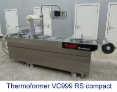 Vacuum and packaging VC999 RS compact line