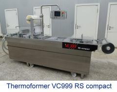 Вакуумно-Пакувальна лінія VC999 RS compact