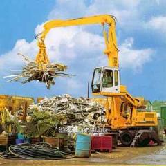 Scrap of ferrous metals, non-ferrous scrap, cast