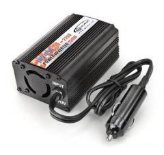 Автомобильный адаптер с 12В на 220В 300Вт INV-300