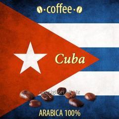 The Sierra Cuba coffee of the Maestro of AAA, in