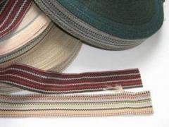 Elastic and non-elastic straps, elastic bands