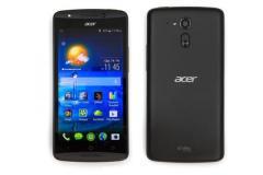Смартфон Acer Liquid E700 (E39) Triple Sim Black