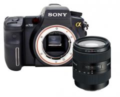 Цифр. фотокамера зеркальная Sony Alpha DSLR-A700