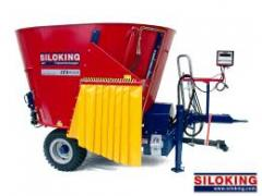 Kormosmesitel German Siloking from 3 to 80 cubic