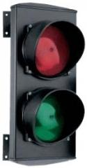 Stagnoli traffic light (Italy)