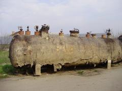 Tanks for propane