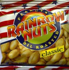 Salty roasted peanuts 30 gr.