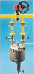 Odorizatora of COPRIM gas