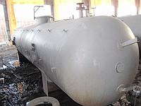Capacity for ammonia of 16 CBM