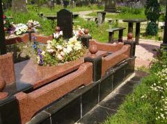 Огорожа на могилу 6
