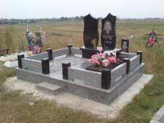 Ogradka on a grave 15