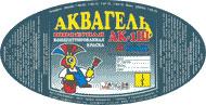 Краска водно-дисперсионная Аквагель-АК-1Ш