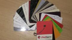 HPL glossy Decorative paper and layered plastic