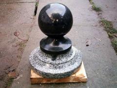 Sphere granite