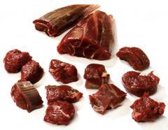 Meat wild boar (goulash)