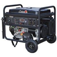 Matari BS7000E gasoline-driven generator (5.5 kW)