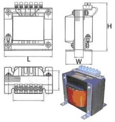 Transformers single-phase universal purpose of