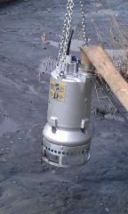 Soil pump