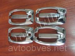 Накладки на ручки Fiat Ducato (фиат дукато) (с