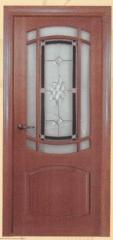Двери межкомнатные: дуб, ясень, черешня, клен