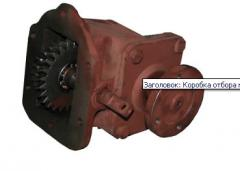 Коробка отбора мощности ГАЗ-3307 (КО-503)