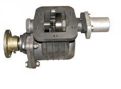 Коробка отбора мощности ГАЗ-3309 (КО-503) (ручное включение)