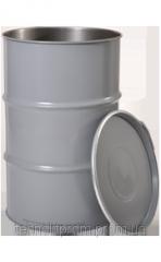 Бочка металлическая 200 литров со съeмным верхом