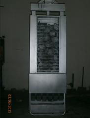 Furnaces for saunas