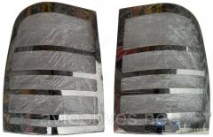 Накладки на стопы Mercedes Vito 638 (мерседес вито
