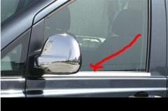 Оконтовка окна (молдинг стекла) Mercedes...