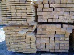 Lath pine 20... 40х20... 60х4500