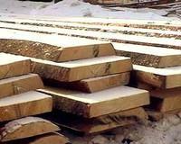 Доски строительные из сосны и ели