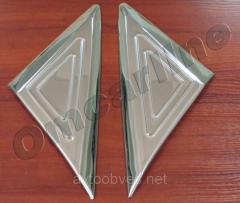 Overlay for glass Volkswagen Crafter kerchief