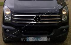 Накладка на решетку Volkswagen Crafter