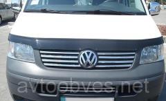 Накладка на решетку Volkswagen Т5 (фольксваген