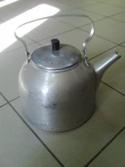 Чайник армейский 5 литров алюминий